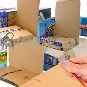 Book Wrap Postal Cardboard Mailing Boxes Tenvowraps - All Sizes / Quantities