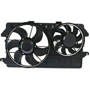 Radiator Cooling Fan For 2010-2013 Ford Transit Connect