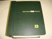 2004 John Deere Agricultural Price Manual Tractors Accessories11 Sections