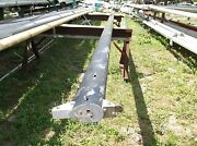29 Feet 4 Inch Kenyon Aluminum Sailboat Mast 5.0 X 3.2 Size W/spreaders And Hw