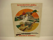 Vintage 1974 Winchester Western Sporting Firearms Ammo Catalog Rifles 31pg M3537
