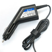 Car Charger Ac Adapter For Logitech Squeezebox Radio M/n X-r0001 Xr0001 Power