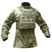 Ops / Ur-tactical Easy Plate Carrier In A-tacs Fg Size-medium