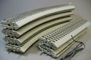 Lionel Fastrack Oval 40 X 60 And Terminal Section New Ships Free