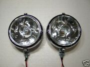 Marchal 672/682 Driving Lights New5 3/4clear 12 Volt