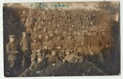 Wwi Germany German Soldiers Group Photo 30th Reserve Division Red Cross