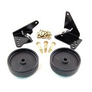 Troy Bilt Riding Lawn Mower 38 And 42 Decks Replacement Tractor Deck Wheel Kit