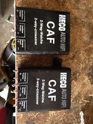 Heco Auto Hifi Caf 2-way Crossovers Used Pair
