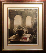 Alain Senez Untitled Giclee Horse Hand Signed And Numbered Make An Offer