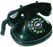1920s Fat Stromberg Carlson Phone With Ringer