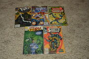 Nick Fury And His Agents Of Shield 1 Bronze Age Marvel Plus Bonus Others