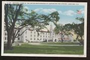Postcard Lakeland Fl Carpenters And Joiners Union Home