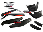 2006-2011 Can-am Outlander 400 Mud Guards Fender Extensions Flares 715000297 New