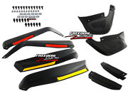 Most 2012 And Prior Can-am Outlander And Max Mud Guards Fender Extensions Flares New