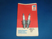 Harley Racing Plug Collector Item From Early 80and039s