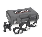 Ridgid 2-1/2-4 Xl-c Press Rings Actuator And Case Complete Rig20483