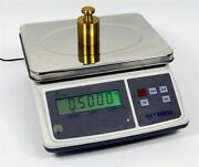 Large Digital Counting Postal Inventory Mail Weighing Scale 37163366 Lbs