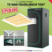 Mars Hydro Ts 1000w Led Grow Light Full Spectrum+2and039andtimes2and039indoor Tent Combo Home Box