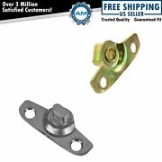 Oem Bed Mounted Tailgate Hinge Roller Kit Pair Set Of 2 For Ford Pickup Truck