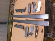 1973-1975 Buick Regal Special Century Gran Sport Lower Body Stainless Trim 10 Pc