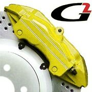 Yellow G2 Usa Brake Caliper Paint System Free Shipping Ships In 24 Hours