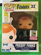 Sdcc 2015 Exclusive Fundays Funko Pop Walking Dead Darly Dixon Limited Ed 500
