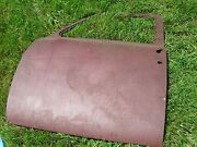 Nos 1950 1951 Ford Fordor Drivers Side Front Door With Hinges New Original