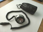 1980and039s Volkswagen Accessory Hand Spot Emergency Lamp W/ 12v Lighter Plug.