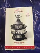 D23 Expo 2015 Exclusive Hallmark Disney The Band Concert Ornament Sold Out Rare