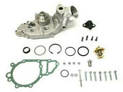 Geba Engine Cooling Motor Water Pump W/ Modification Kit New For Porsche 924 944