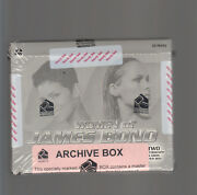2003 Women Of James Bond In Motion Archive Box
