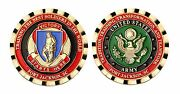 Army Fort Jackson Victory Starts Here 1.75 Challenge Coin