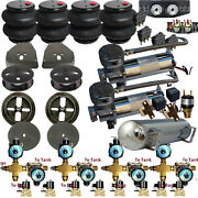 V Dc480 Airbagit 1963-72 C10 Air Suspension 3/8 7 Switchbox W/coilprng