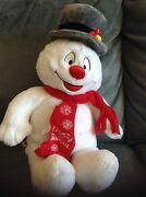 Build A Bear Workshop Frosty The Snowman - Gently Used