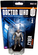 Doctor Who Cyber Controller Resin Figure The Age Of Steel Bbc Toy Mib Rare 3