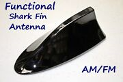 Functional Am/fm Shark Fin Antenna With Circuit Board - Fits Kia Spectra5
