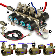 V Xfitx Air Suspension Valves And Fit Everything U Need For Air Engine 1/2
