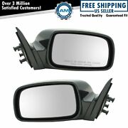 Power Heated Side View Mirrors Pair Set For 07-11 Camry Us Model