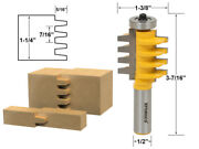 1-1/4 Finger Joint Router Bit - 1/2 Shank - Yonico 15131