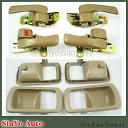New Inside Door Handles Set For Toyota Camry Front Left Rear Right 69205 32070e0