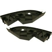 Bumper Filler Set For 2007-2014 Chevy Tahoe 2007-13 Avalanche Front Outer 2pc
