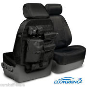 Cordura Ballisticandreg Tactical Front Seat Covers Made To Fit 2004-2012 Gmc Canyon