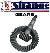 Gm 7.5 / 7.625 10-bolt Chevy - Strange Us Gears - Ring And Pinion - 3.73 Ratio