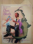 The Animated Films Of Don Bluth By John Cawley 1991, Paperback