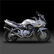 Yoshimura Full Exhaust System Suzuki Gsf1200 Bandit 1997 Carbon Fibre Cyclone