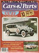 March 1983 Cars And Parts 1930 Packard 733 Phaeton 1955 Chevrolet Bel Air Nomad
