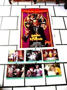 Poster The Fiendish Plot Of Dr Fu Manchu Peter Sellers 1 Sheet + 6 Lobby Usa