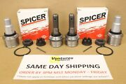 Ball Joint Upper And Lower Kit Ford 4x2 F450 F550 Oem Dana Spicer 00 To 04