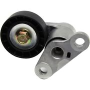 Serpentine Belt Tensioner A/c For Chevy Gmc Saab Buick Cadillac Hummer H2