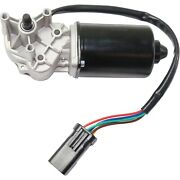 New Windshield Wiper Motor Front For Jeep Wrangler 1997-2002